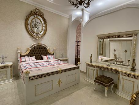 ITALIAN LUXURY BED