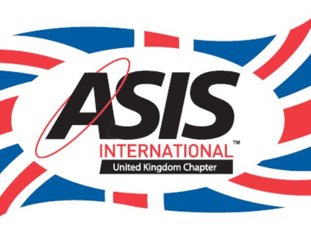 ASIS UK CPE Day - 14th May