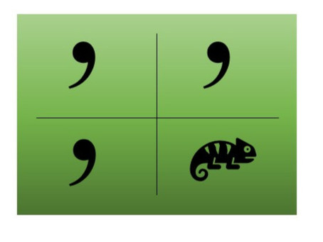 Punctuation Time! Comma Confusion