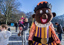 Kasteel van Sinterklaas Brugge - Knuffelpiet