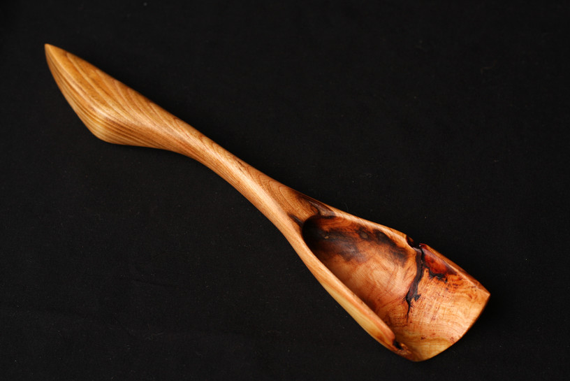 Cherry Scoop Spoon