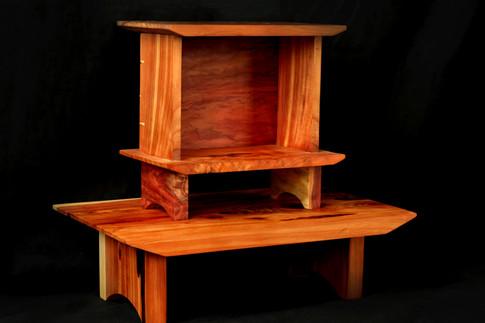 Cedar Altar