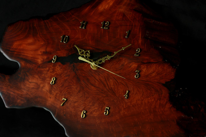 Redwood Clock