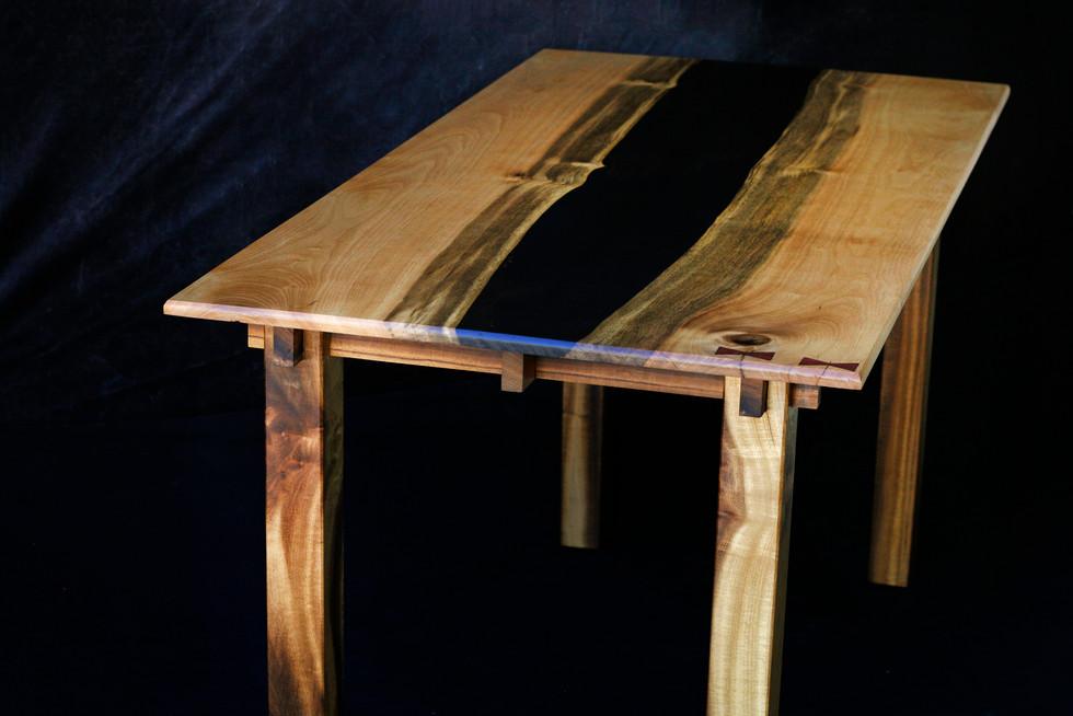 Myrtlewood River Desk