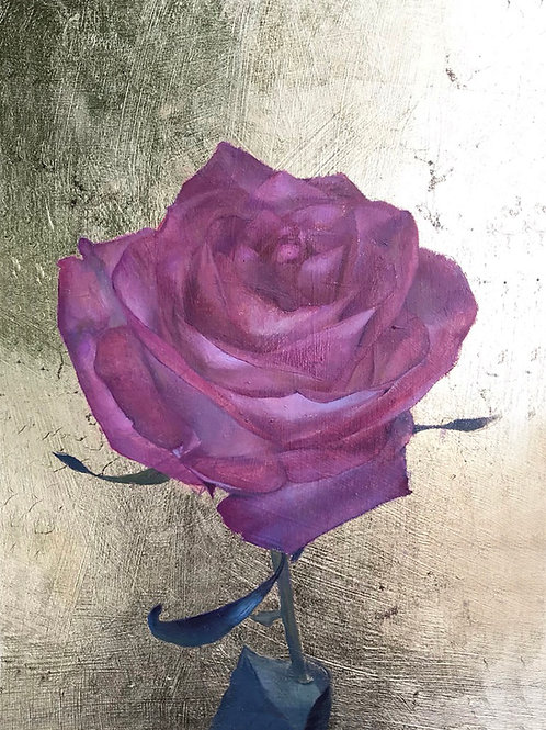 'Rose 2' Impression Giclée
