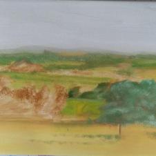 Landscape in Oils