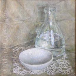 Verre et dentelle (Glass & Lace)