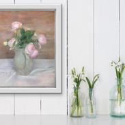 Peinture (Vendu) Painting (Sold)
