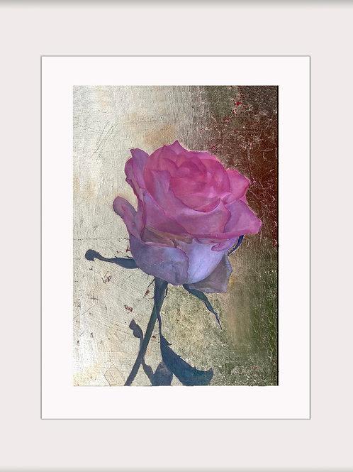 'Rose 1' Impression Giclée
