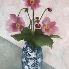 Floral Still Life in Oils