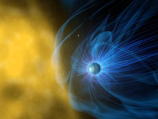 GS10: How does the solar wind affect the Earth's magnetic field?