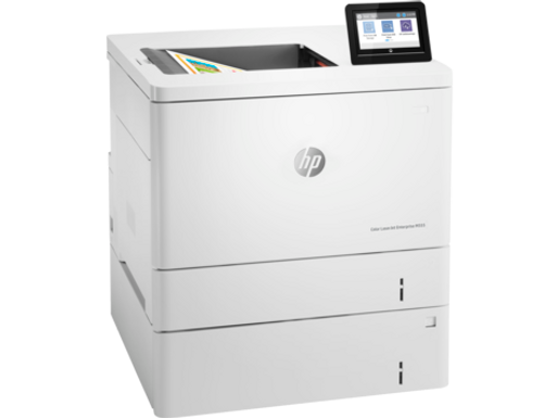 HP Colour LaserJet Enterprise M555x Printer
