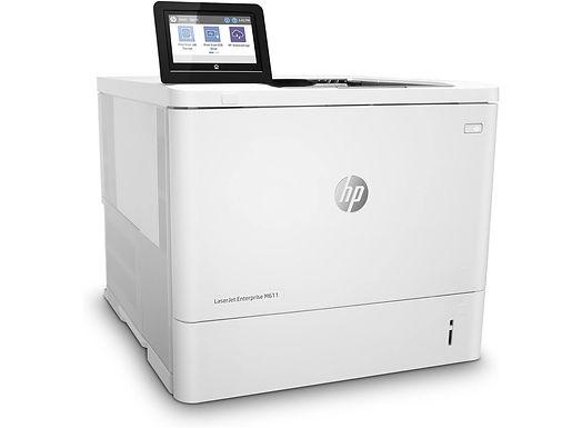 HP LaserJet Enterprise M611dn Printer