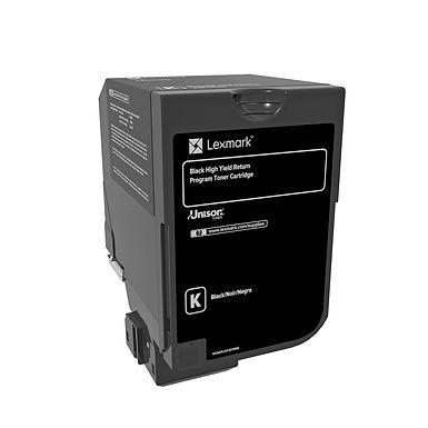 LEXMARK CX725 HY BLACK TONER (20,000 PG. YIELD)