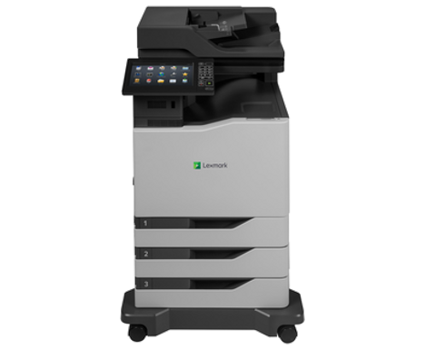 LEXMARK CX825DTE COLOR MFP
