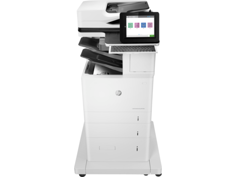 HP LaserJet Ent Flow MFP M636z Prntr
