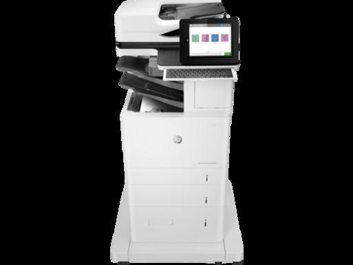 HP LaserJet Ent Flow MFP M636z Printer