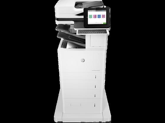 HP LaserJet Ent Flow MFP M635z Printer