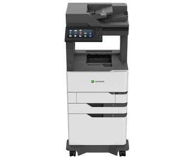 Lexmark MX826adxe Mono Laser Multifunction Printer