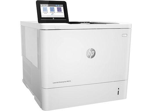 HP LaserJet Enterprise M610dn Printer