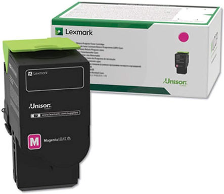 Lexmark 78C10M0 Magenta Return Program Toner Cartridge