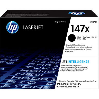 HP 147X Black LaserJet Toner Cartridge