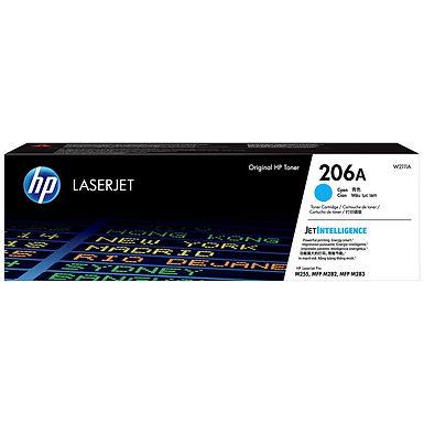 HP 206A Cyan LaserJet Toner Cartridge