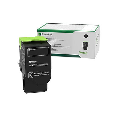Lexmark 78C1UKE Black Ultra High Yield Contract Toner Cartridge