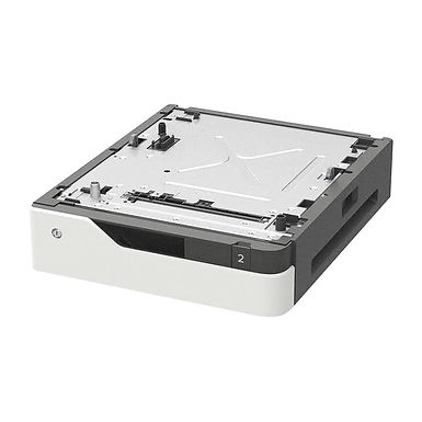 550-Sheet Lockable Tray for mid-sized Lexmark Printers and MFP's