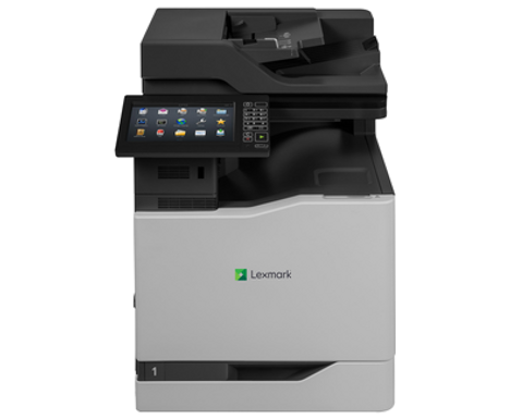 LEXMARK CX825DE COLOR MFP