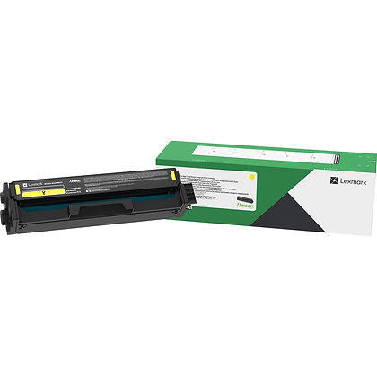 Lexmark Yellow Standard Yield Print Cartridge