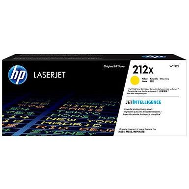 HP 212X  HY Yellow LaserJet Toner Cartridge