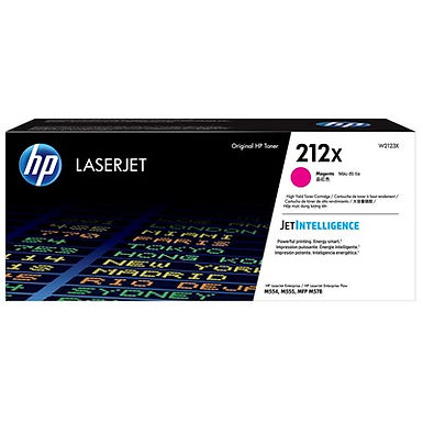 HP 212X HY Magenta LaserJet Toner Cartridge