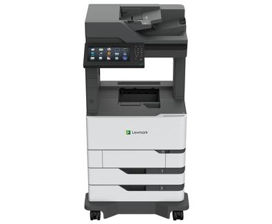 Lexmark MX822ade Mono Laser Multifunction Printer