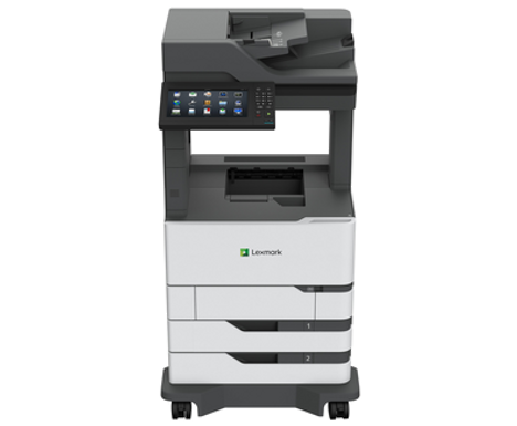 Lexmark MX822ade Mono Laser Multifunction Printer