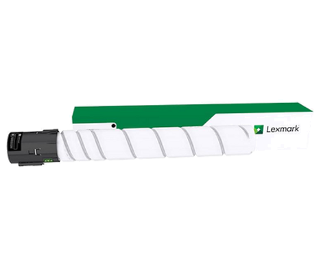 LEXMARK CS921/CX92X HY BLACK TONER (34,000 PG. YIELD)