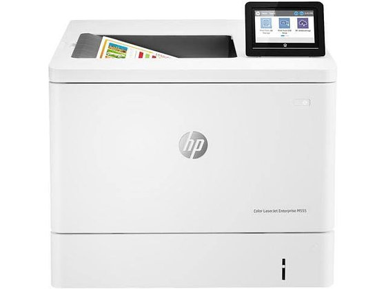 HP Colour LaserJet Enterprise M555dn Printer