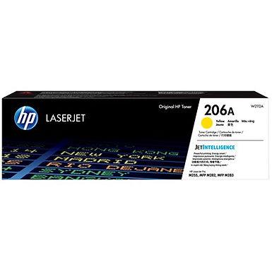 HP 206A Yellow LaserJet Toner Cartridge