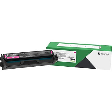 Lexmark Magenta Standard Yield Print Cartridge