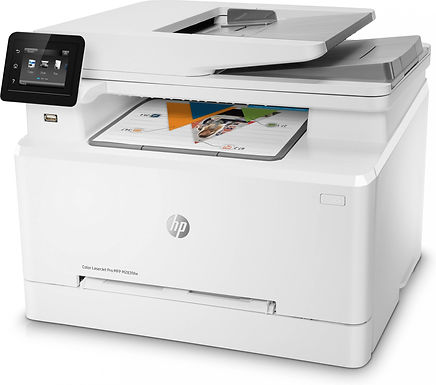 HP Color LaserJet Pro MFP M283fdw Printer