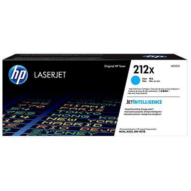 HP 212X  HY Cyan LaserJet Toner Cartridge