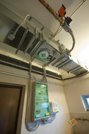 Приточная канальная система вентилиции, Александровская