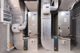 Система приточно-вытяжной вентиляции, Зеленогорск