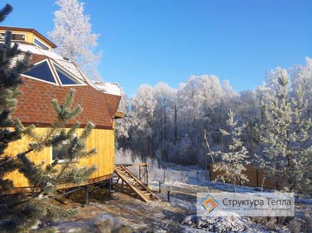 Купольный дом, п.Токсово