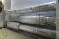 Система приточно-вытяжной вентиляции в п. Солнечное