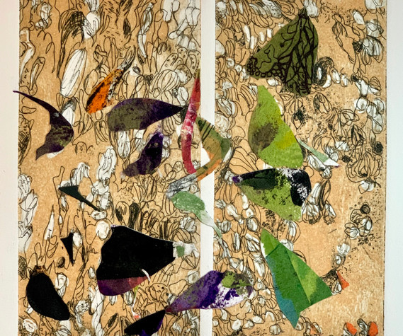 Mariposas Destrozadas