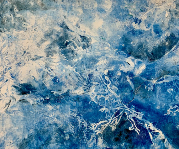 Breath of Blue