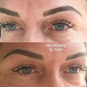 Look at this beauty 😍 wow #microblading