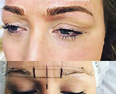 How gorgeous are these full brows on thi