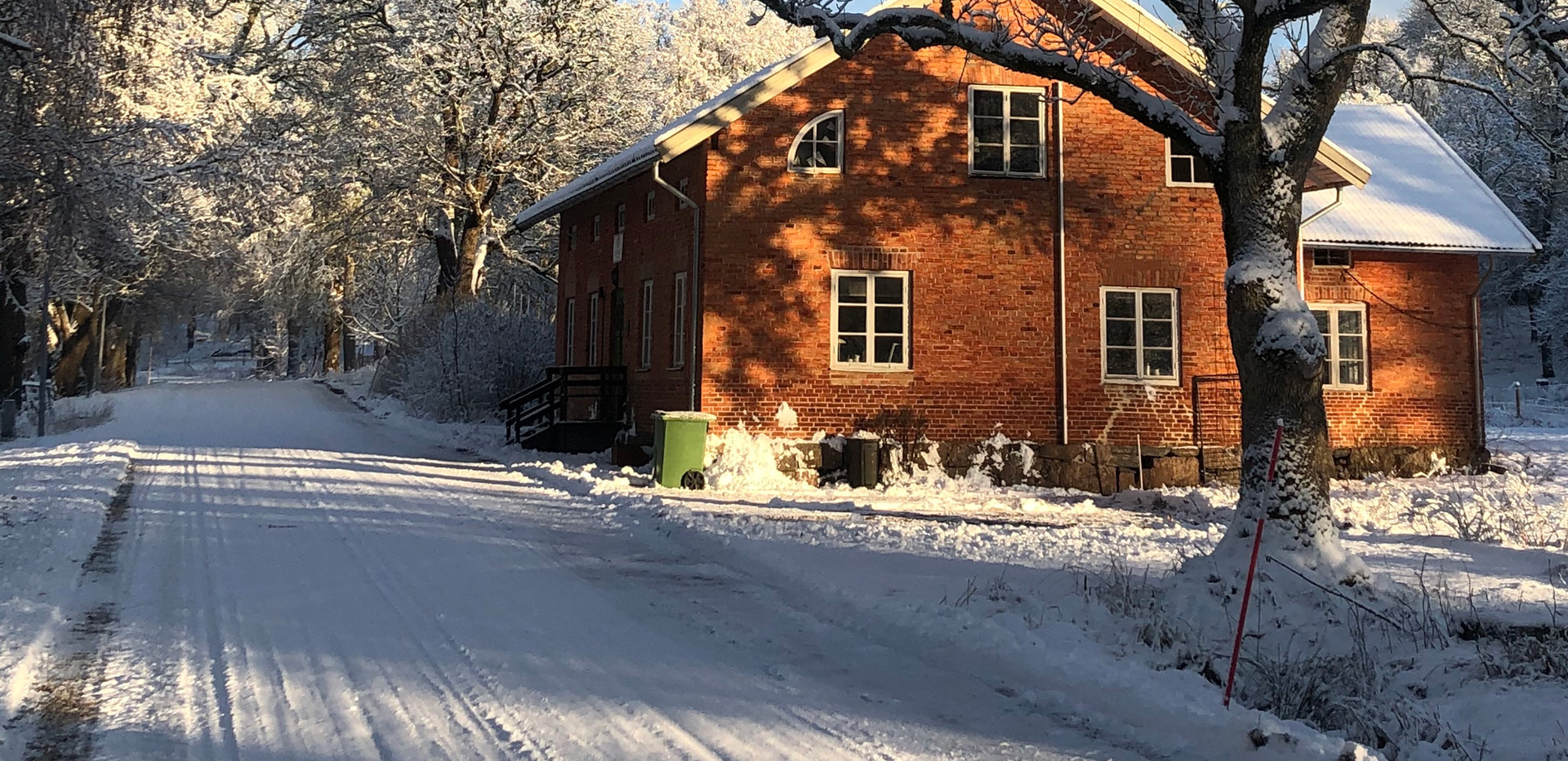 Vinter Borgvik